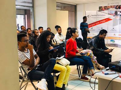 Startup Huddle Antananarivo