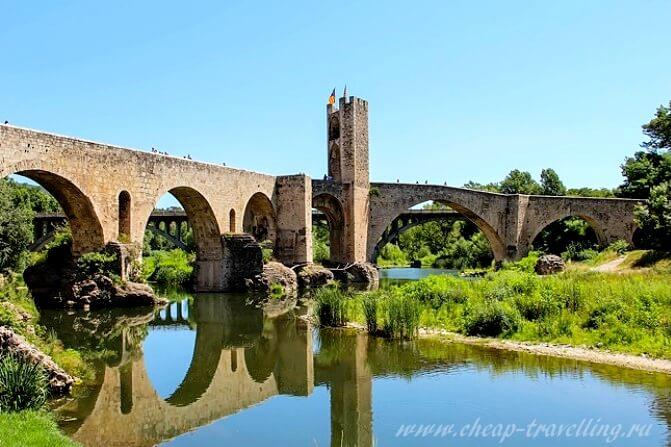 Пейзажи Испании