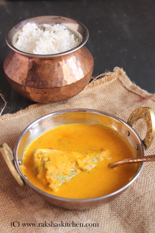Mackerel curry mackerel sour and spicy curry goan fish for Goan fish curry recipe