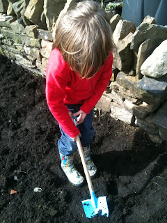 children, gardening