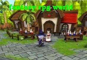 Download Fantasy RPG World Online Mod Apk v1.3