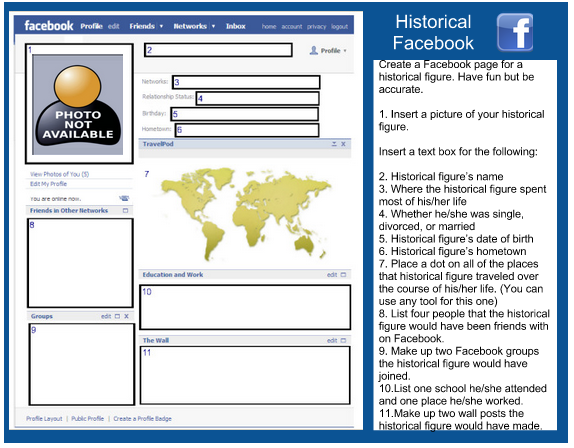 3 Awesome Facebook Templates For Your Class Educational Technology