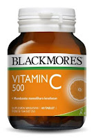 Blackmores Vitamin C 500 mg (60) BPOM KALBE