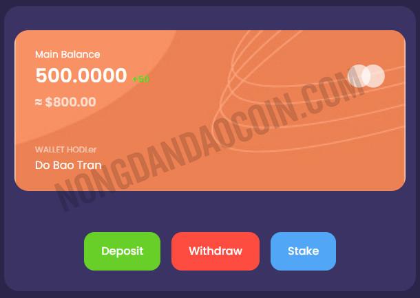 Hướng dẫn Claim Airdrop 500 JTT (~800$) từ Just Token