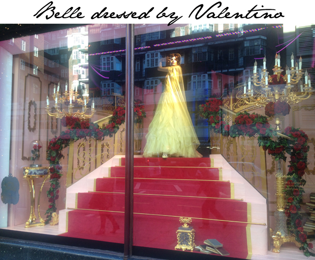Disney Harrods Valentino
