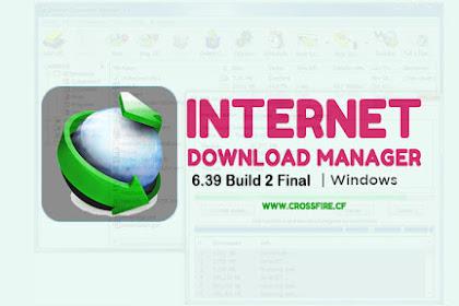 Internet Download Manager (IDM) 6.39 Build 2