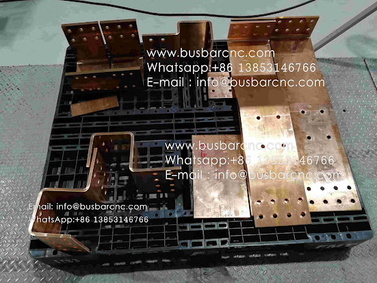 busbar cutting