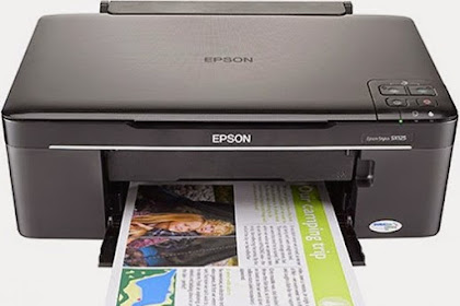 Epson Stylus SX130 Printer Driver Download