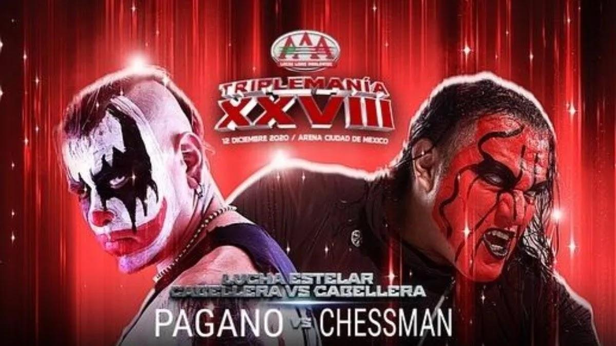 AAA anuncia o card completo da TripleManía XXVIII
