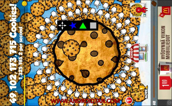 Cookie Clicker Mod Apk Money