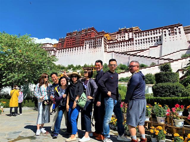 西藏旅遊-團友好評2019