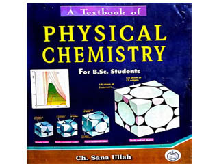 Physical Chemistry Book PDF.