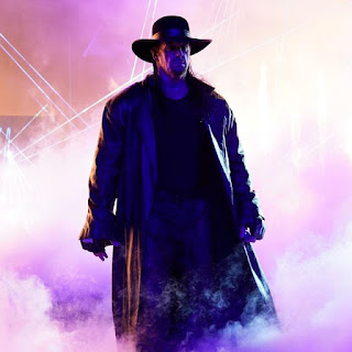 The Undertaker camino del Ring