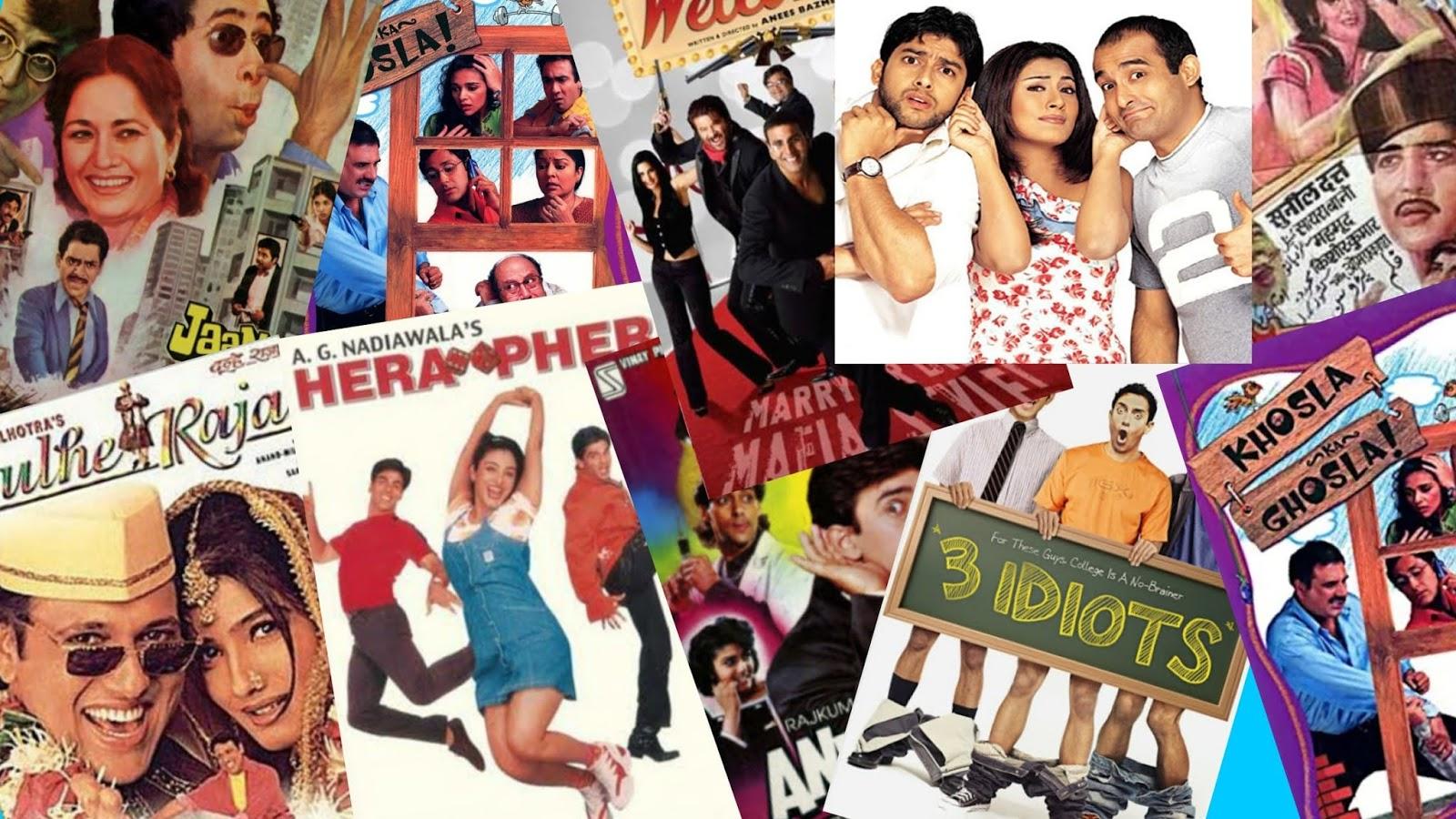 Top 10 Comedy Movies Hindi (2020)