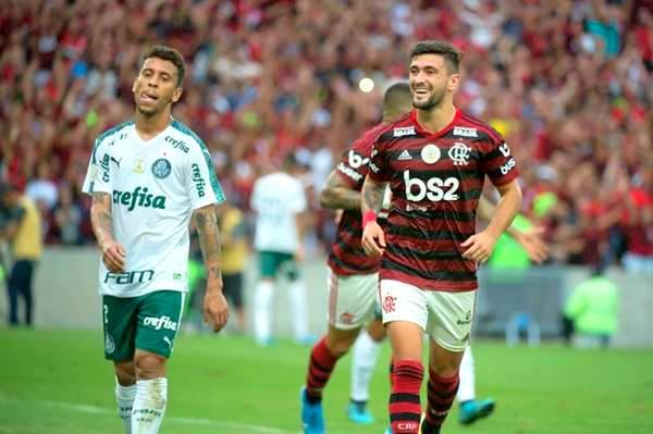 Marcos Rocha vê Palmeiras muito distante do Flamengo ...