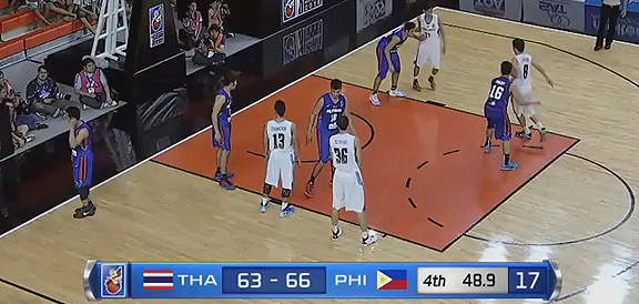 Gilas Cadets def. Thailand, 66-65 (REPLAY VIDEO) 2016 SEABA Stankovic Cup | May 26