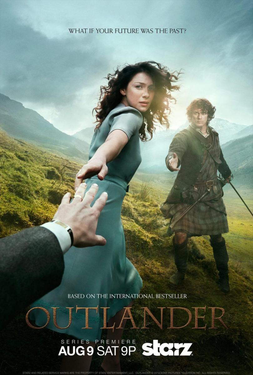 Outlander Temporada 1 a la 5 Dual Latino/Ingles 720p