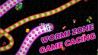 Download Game Cacing Worms Zone Terbaru dan Ringan