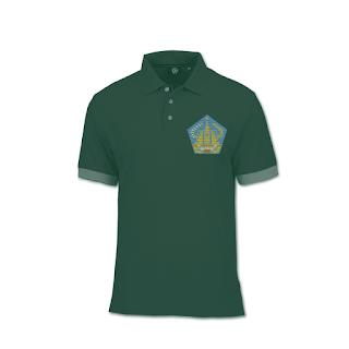 desain kaos polo ber logo provinsi bali - kanalmu