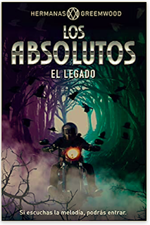 «Los absolutos: El legado» de Hermanas Greemwood