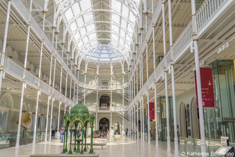 National Museum of Scotland Things to Do in Edinburgh in 3 Days Itinerary