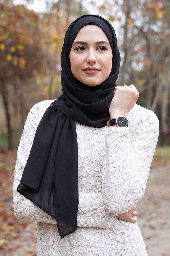 15 Rekomendasi Style Hijab Keren Kekinian