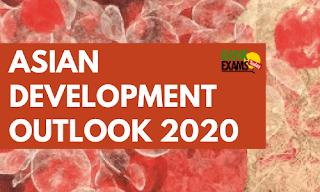 Asian Development Outlook 2020