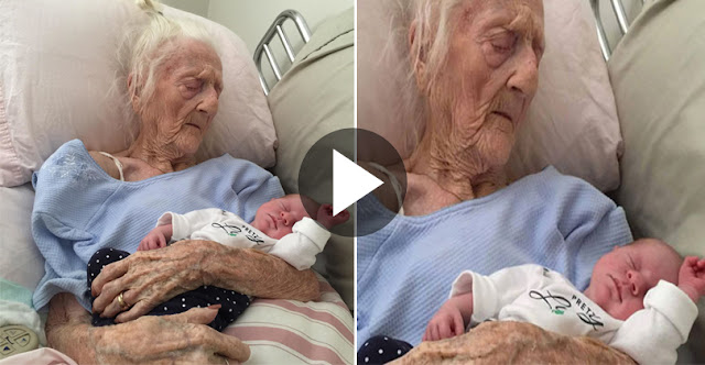 101-Year-Old Woman Gives Birth To Her 17th Baby in Italy