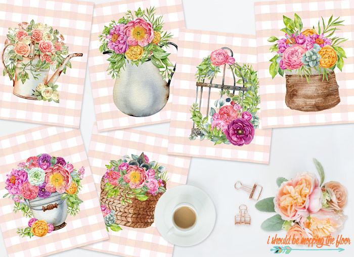 French Country Printables