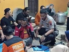 Peduli Korban Banjir, Polres Batang Berikan Bantuan Logistik Ke Posko Penanggulangan Bencana