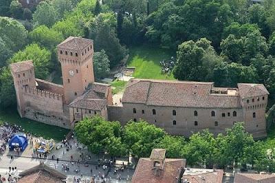 Castello di Formigine - Modena - Gite furoi porta Emilia Romagna