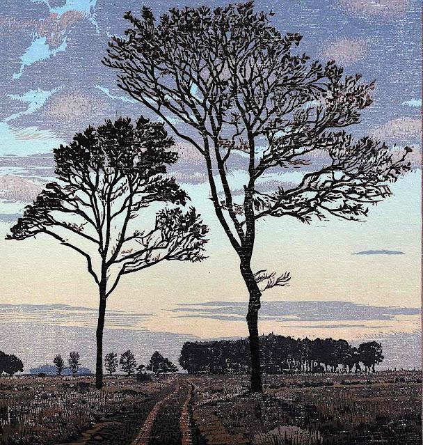 Siemen Dijkstra silhouette trees