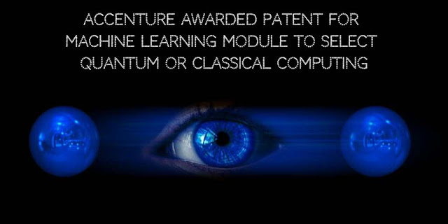 Accenture awarded Patent for Machine Learning module to select Quantum or Classical Computing