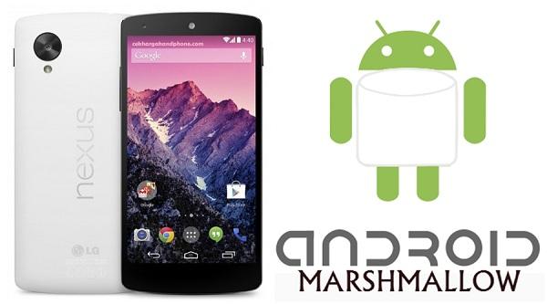 Download dan Instal Android 6.0.1 Marshmallow Untuk Perangkat Nexus