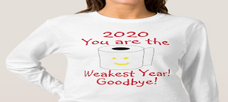 Funny Covid-19 New Years Shirts