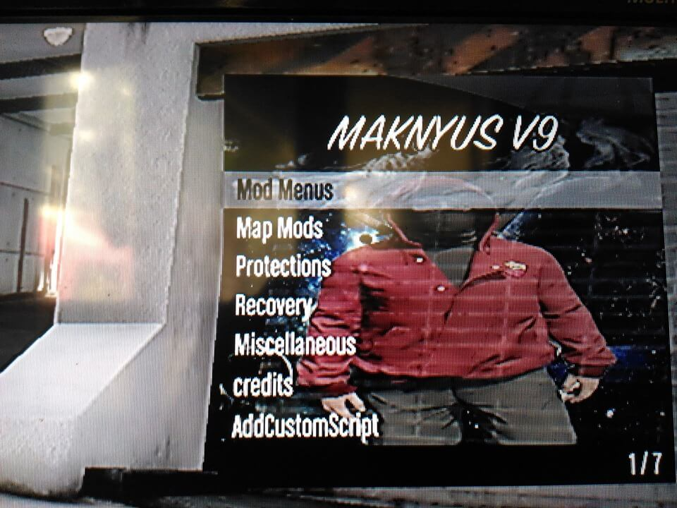 Mod GTA 5 PS3 Maknyus V9 untuk CFW OFW HEN