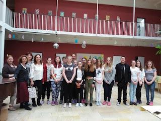 Τα Εκπαιδευτήρια ΠΛΑΤΩΝ στην Πράγα
