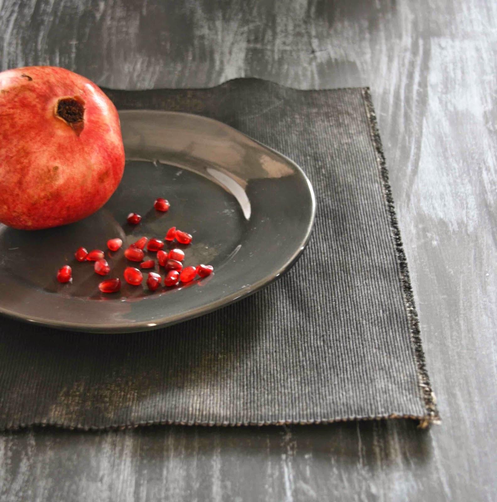 Workshop foodfotografie & styling granaatappel