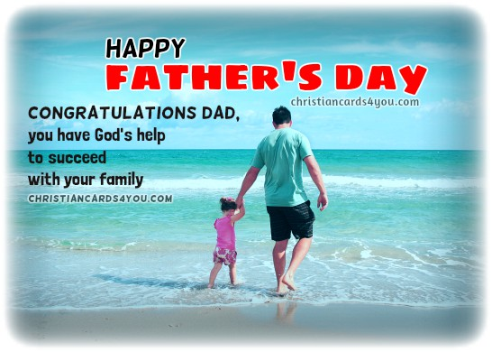 Happy Father's day image and quotes, nice christian quotes for dad, congrats to Dad, Mery Bracho messages and quote.