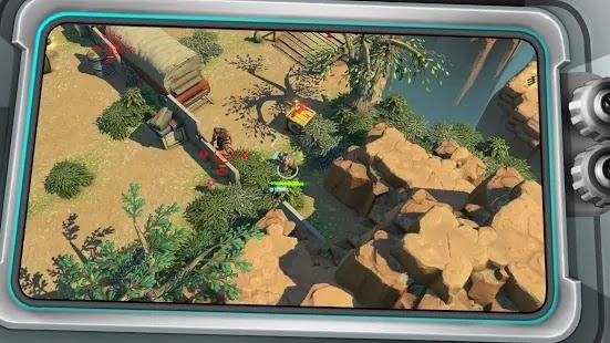 Space Marshals 3 Screenshot