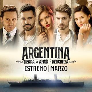 Telenovelas Videos: Argentina, Tierra de Amor y Venganza 2019