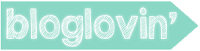Follow Me On Bloglovin'!