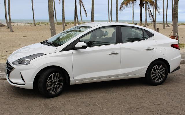 New Hyundai HB20S Sedã 2020 Turbo Automático