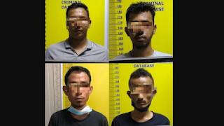 Dua Pengedar Tertangkap Jual Pil Ekstasi, Ternyata Didapat dari Oknum Polisi