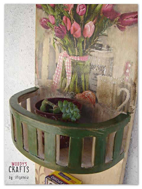 ιστορια του ντεκουπαζ, ξυλινο διακοσμητικο ημερολογιο με τεχνικη ντεκουπαζ,ξυλινα χειροποιητα διακοσμητικα με ντεκουπαζ,ντεκουπαζ σε ξυλο