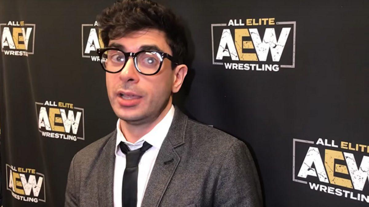 Tony Khan ficou surpreso ao descobrir que os lutadores do WWE NXT assistiam o AEW Dynamite nos bastidores do show