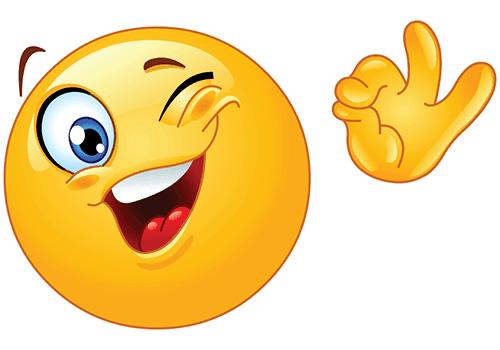 Smiley Winking OK