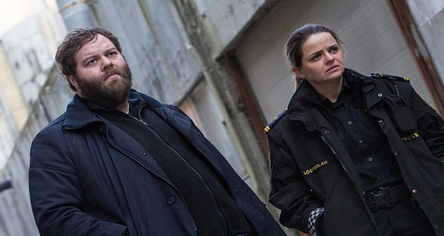 Смотреть исландский сериал: Капкан (Trapped) онлайн
