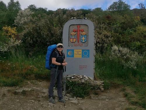 O'Cebreiro, Galicja, Alto San Roque, Alto do Polo, Fonfria, Camino, Jola Stępień