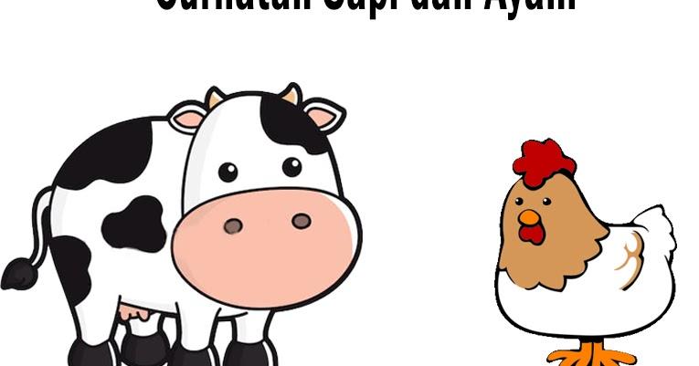 Curhatan sapi dan ayam - Ngakak Waras : Sarang Lucu